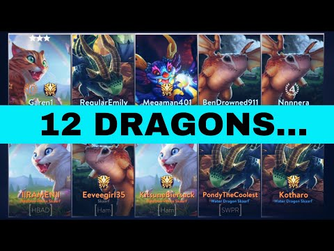 Vainglory 10 Skaarfs MADNESS - ONE FOR ALL Mode!