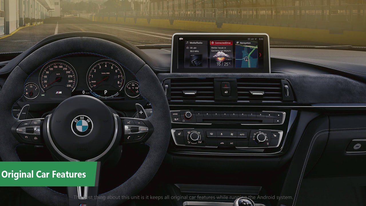 Eonon GA9203EV BMW Android 8 1 Car Stereo   Product Overview & Feature  Highlights