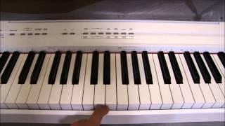 電子ピアノを買った YAMAHA P-105が凄い!