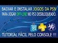BAIXAR JOGOS DO PSN STUFF E ATIVAR COM REACTPSN, Видео, Смотреть онлайн
