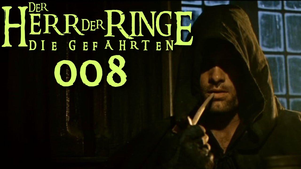 Let S Play Herr Der Ringe Die Gefahrten Pc Gameplay Deutsch German 008 Die Stadt Bree Youtube
