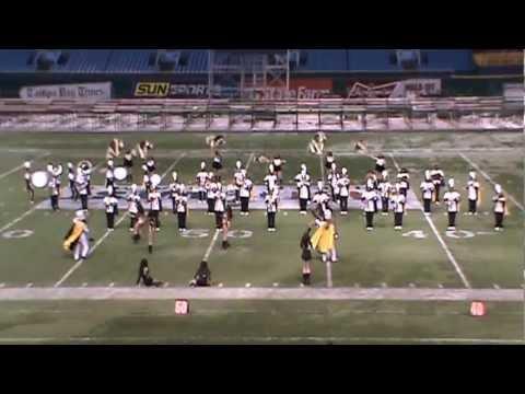 Lakewood High School Marching Spartans 2013 MLK BOTB