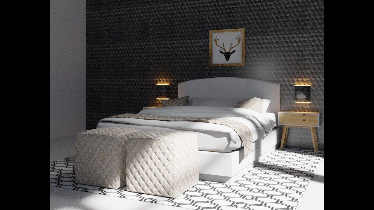 Best Bedroom Design Kenya - By Pulsaris Design - YouTube