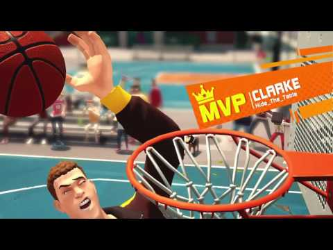 3on3 Freestyle: Blake Griffin in the Paint