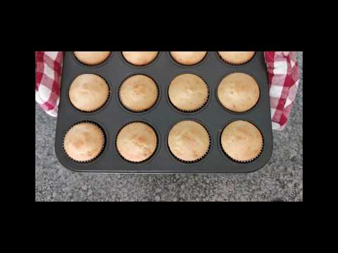 Traditional Queen Cakes Recipe