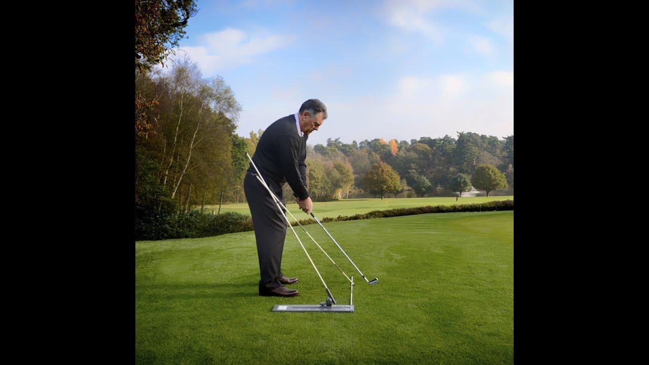 laser aids training green putting golf swing putt
