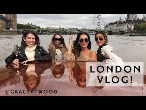 London Travel VLOG! | Grace Atwood, The Stripe