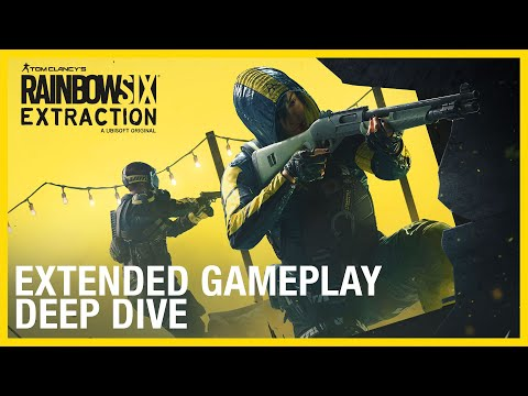 Rainbow Six Extraction: Extended Gameplay Deep Dive   Ubisoft [NA]