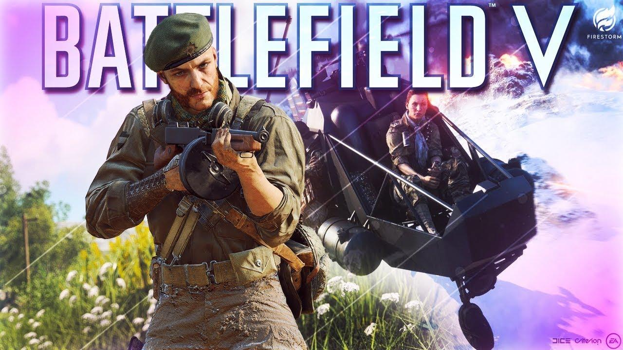 🔴 Battlefield 5 Livestream Neon's Chillstream !points