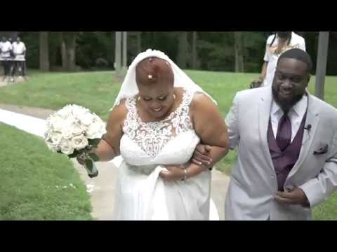 Dre and Andria Staton Wedding Highlight Video