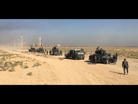 Großoffensive: Irakische Truppen marschieren in die autonome Region Kurdistan ein