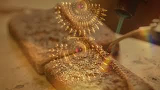 Making of Tanishq's Utsava Collection