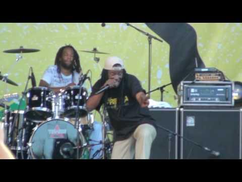 Alpha Blondy Live in Puma Jamaica Party- Brigadier Sabari/Peace in Liberia (Hotel de Ville, Paris)