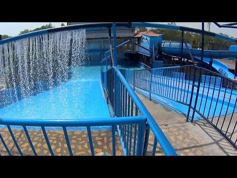 Little Baby Water Slide at Fun N Food Village