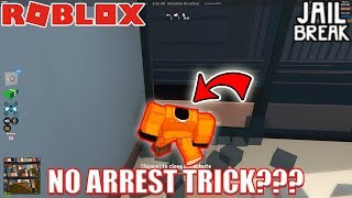 NEVER GET ARRESTED Entering Jewelry Store | Myth Busting Roblox Jailbreak