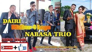 Gambar cover DAIRI DIHIBUR 4 LAGU NABASA TRIO