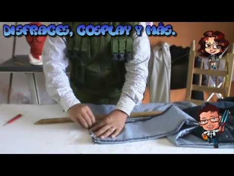 bc1967906b Reducción de campana a pantalón de mezclilla. -arregla tu ropa 04 ...