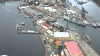 Sydney Float Plane Flight