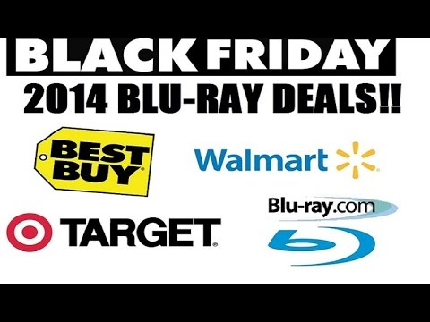 INSANE 2014 Black Friday Blu-Ray Deals from Wal-Mart, Best ...