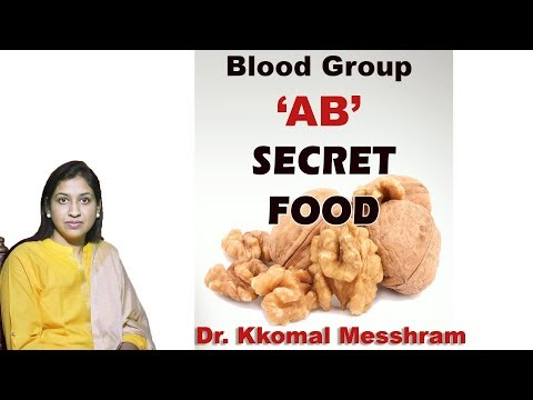 Blood Group AB : Proper Diet And Nutrition