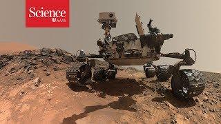 Curiosity gets a gravimeter—repurposed instrument can now measure rock density