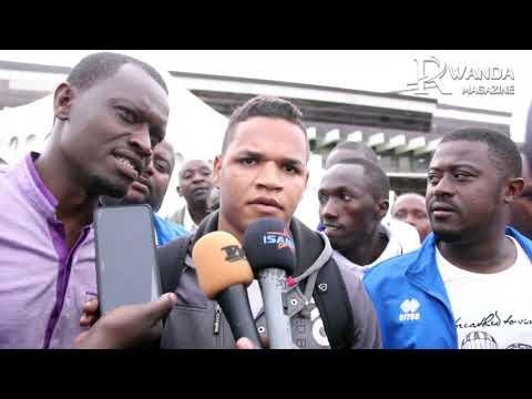Umunya Brazil Rafael uje muri Rayon Sports  agera mu Rwanda