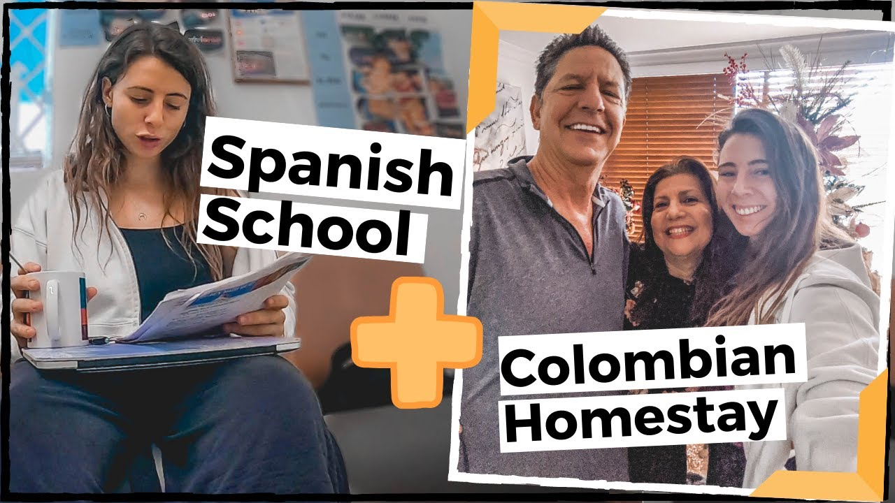 Attending Spanish School and Colombian Homestay in Bogota