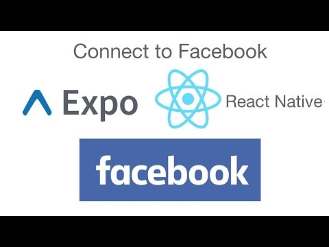 React Native - Login with Facebook using Expo . Get picture , username and userID