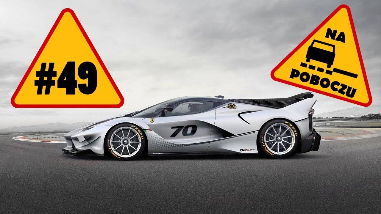 Ferrari FXX-K EVO, Hennessey Venom F5, Koenigsegg Agera RS – #49 NaPoboczu