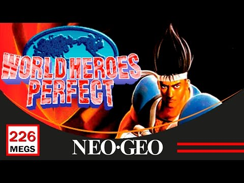 World Heroes Perfect [Arcade]