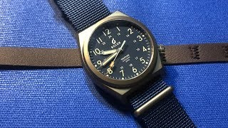 This Is A Great Titanium Field Watch | Boldr Venture