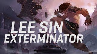 Nightblue3 - LEE SIN EXTERMINATOR