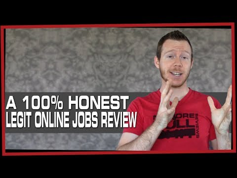 Legit Online Jobs Review: There is NOTHING Legit About this Product