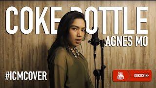 """COKE BOTTLE  """"Agnes Mo"""" Re-Arrange"""