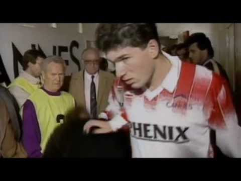 "Zinedine Zidane ""From Cannes to Les Bleus"" - Cachito clips"