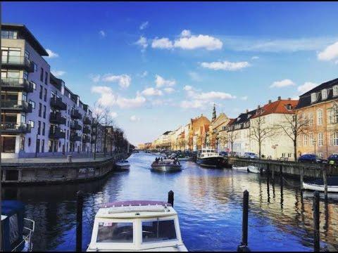 Copenhagen Denmark GoPro