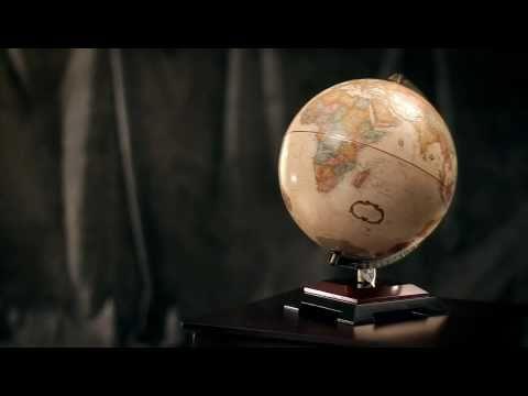Replogle Cascades Globe
