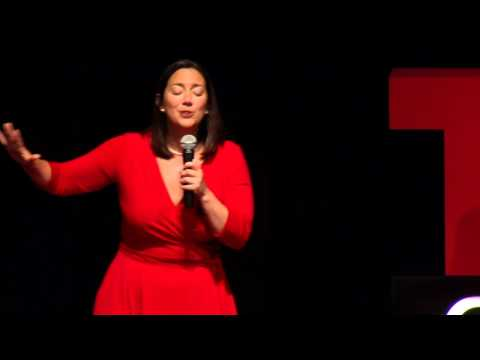Becoming a Catalyst for Change: Erin Gruwell at TEDxChapmanU ...