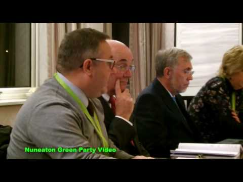 Nuneaton and Bedworth Borough Council. Cabinet meeting 30th November 2016 Part 2