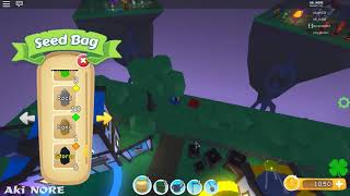 Roblox Flora Frenzy game #11 I grow Light and Dark
