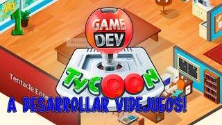 Game Dev Tycoon # 1 | A Desarrollar Videojuegos!