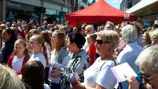Flash Mob - Sutton Coldfield