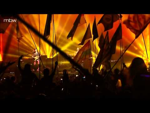 Coldplay HD Fix you-Live-Glastonbury1080p