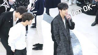 190112 I'm OK 부르는 구준회 JUNE sing I'm OK : 아이콘 iKON 팬사인회 Fansign Event : Edited fancam : 영등포