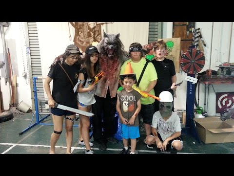Weird Wild West Zombie Summer Camp 2015
