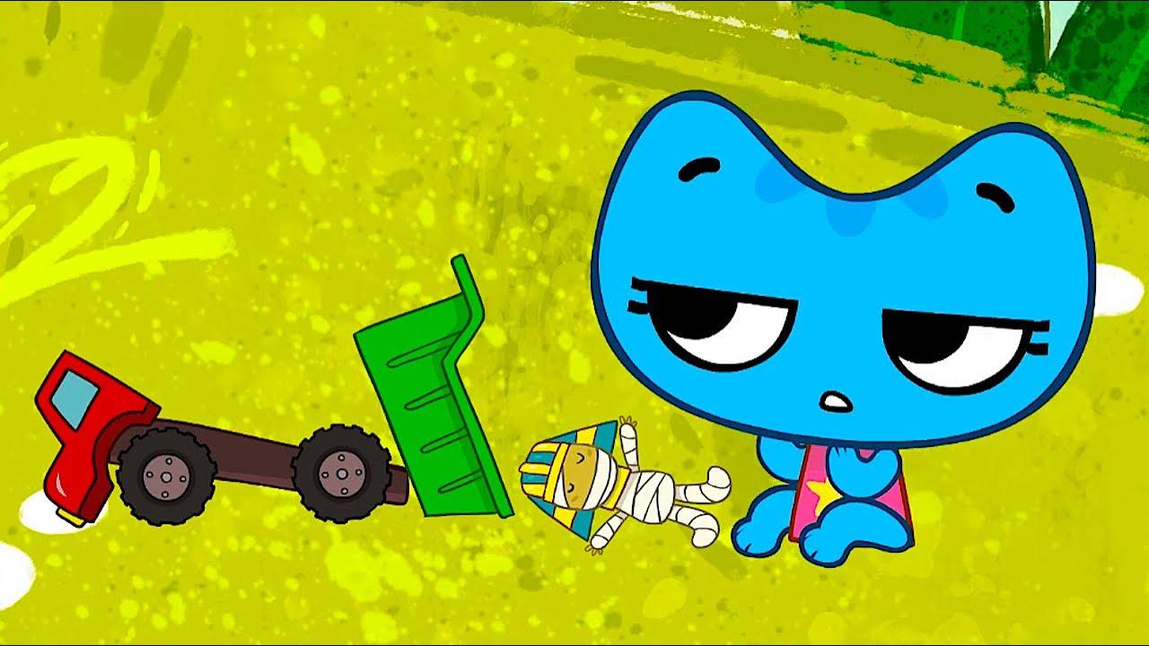 Monkey See. Monkey Break. - 🐾Kit^n^Kate🐾 - Cartoons for children