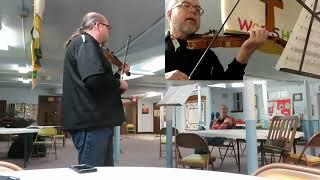 Danza Violin1 tutorial w/ Al Joseph