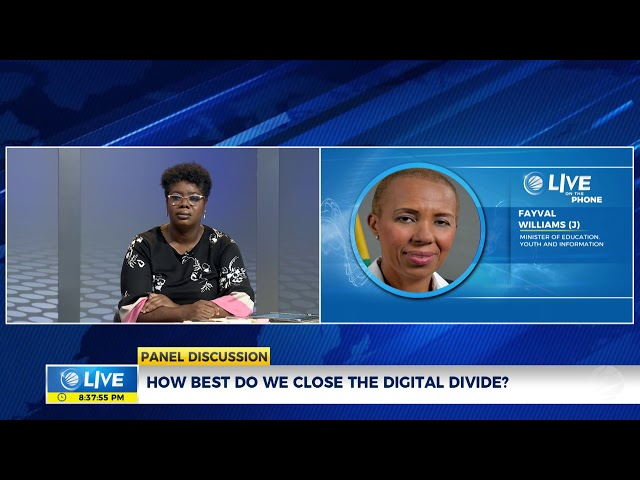 Discussion on Jamaica's Digital Transformation During COVID-19 | Panel Discussion | CVMTV