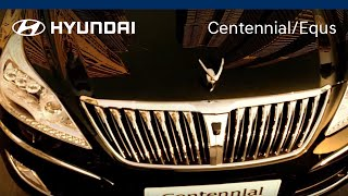 Hyundai Equus Centennial TV Commercial English смотреть