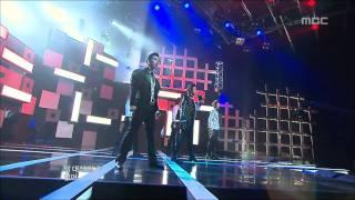 MBLAQ - Oh Yeah, 엠블랙 - 오 예, Music Core 20091024